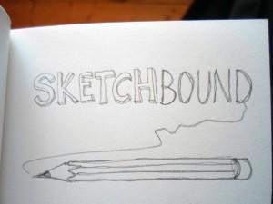 sketchbound book